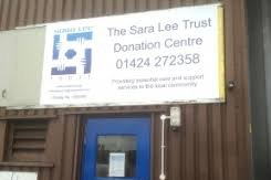 Sara Lee Trust Donation Centre, Bexhill